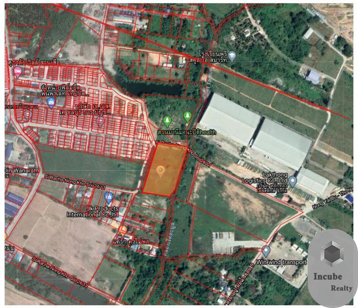 ภาพขาย ที่ดิน หนองขาม 7-2-58 ไร่ ราคา 26.76 ล้าน
