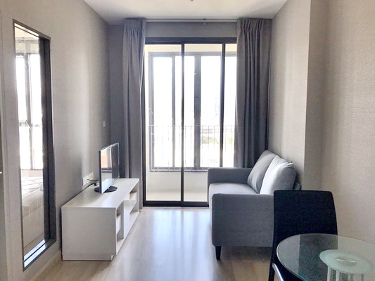 ภาพ(เช่า) FOR RENT IDEO MOBI RAMA 9 / 1 bedroom / 31 Sqm.**15,000** Fully Furnished. BEST DEAL. CLOSE MRT RAMA 9
