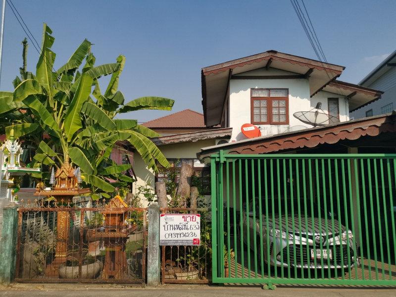 ภาพขายบ้านพร้อมที่ดิน ซอยสำเร็จพัฒนา 6 บางกรวย