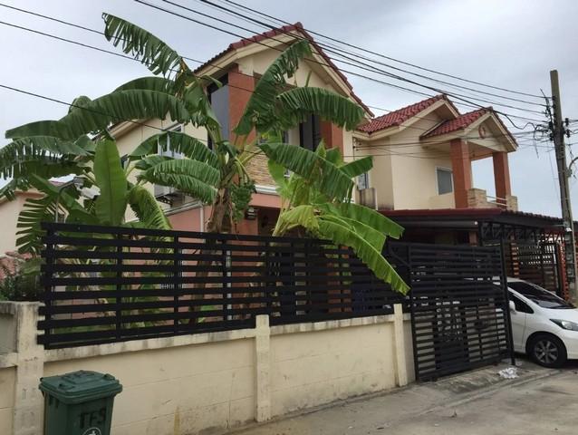 ภาพขายบ้านแฝด หมู่บ้าน สิวารัตน์ 9 นนทบุรี