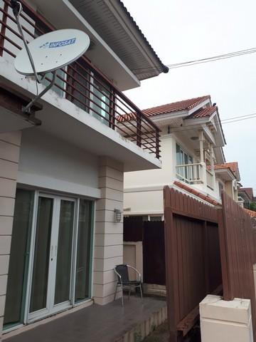 ภาพบ้านให้เช่า:หมู่บ้านเดอะวิลล่า รัตนาธิเบศร์ ท่าอิฐ