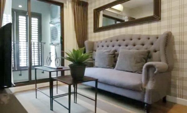 ภาพ(เช่า) FOR RENT CONDOLETTE DWELL SUKHUMVIT 26 / 1 bedroom / 32 Sqm.**23,000** Modern Decorated. Fully Furnished. CLOSE BTS PHOMPONG