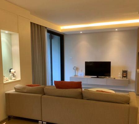 ภาพ(เช่า) FOR RENT MODE SUKHUMVIT 61 / 1 bedroom / 55 Sqm.**40,000** Fully Furnished With Nice Decorated. CLOSE BTS EKKAMAI
