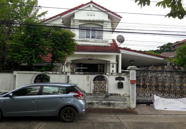 ภาพขาย บ้านเดี่ยว ชลลดา รามอินทรา ถนนรามอินทรา เขตคันนายาว กรุงเทพมหานคร