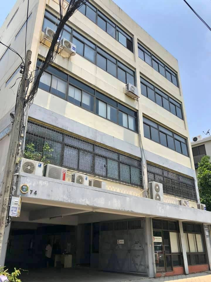 ภาพRF023ให้เช่าอาคารสำนักงาน 5 ชั้น 1200 ตรม ตกแต่งแล้ว วิภาวดี 20