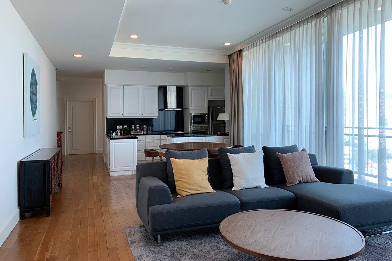 ภาพRoyce Private Residences - Beautifully Furnished 2 Bedroom Unit is Now Available To Move In