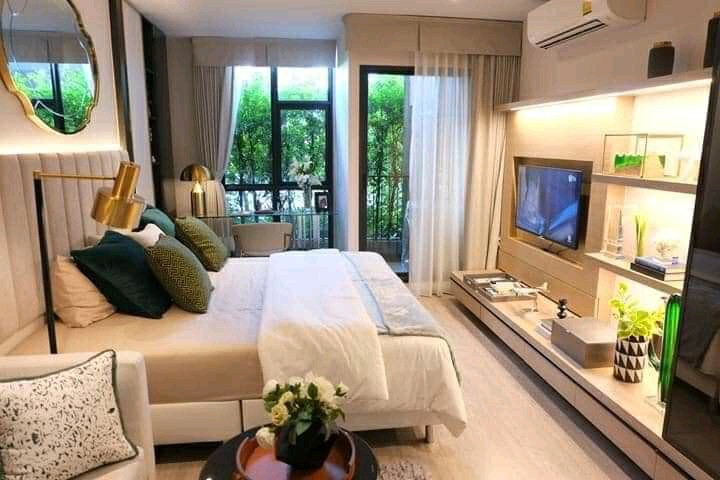 ภาพRhythm Ekkamai - Beautifully Furnished 1 Bed & Ready To Move In / BTS Ekkamai