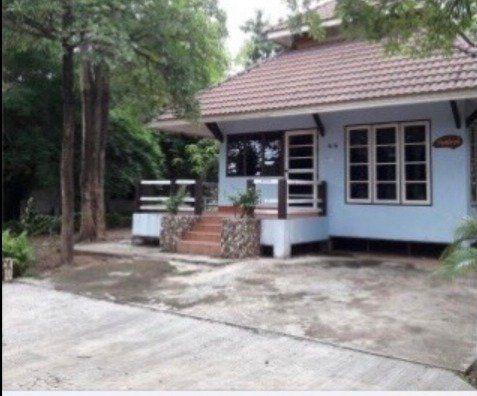 ภาพขายบ้านพร้อมที่ดิน 67 ตารางวา ห้วยป่าปกรีสอร์ท อุทัยธานี 950,000 บาท