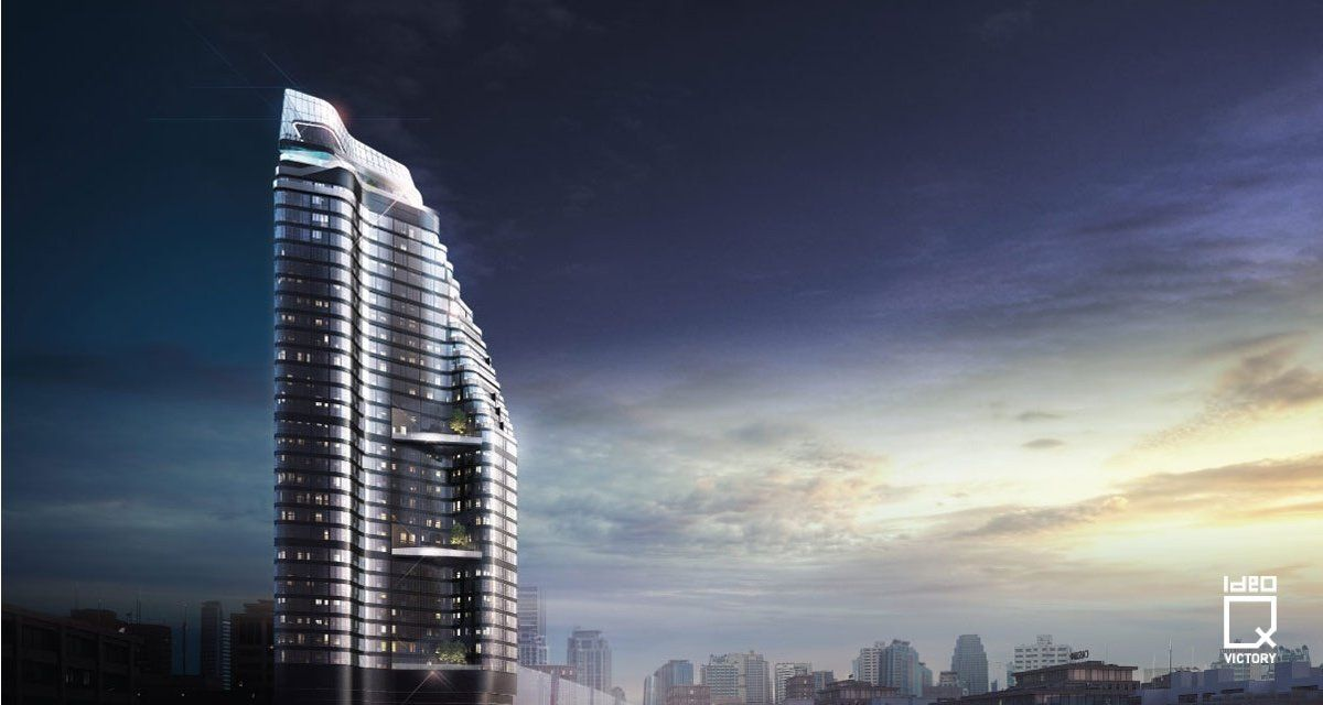 Ideo Q Victory - Brand New 2 Bed / Selling Dowpayment Before Transfer / 47 Sqm / High Floor / Urgent Sale