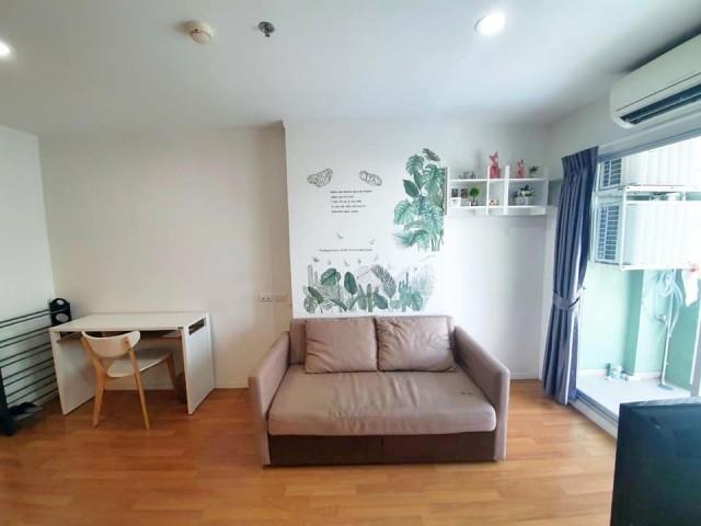 ภาพND1576 For Rent LPN PARK พระราม9-รัชดา ตึกB  วิวดี