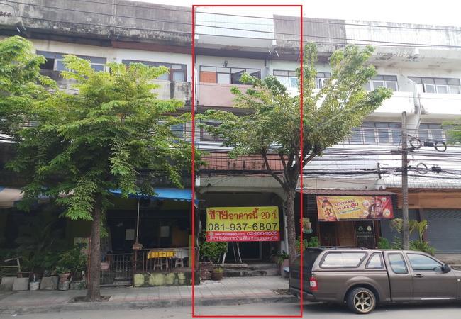 ภาพขาย อาคารพาณิชย์ ซอยสวนสยาม 26 ถนนเสรีไทย เขตคันนายาว กรุงเทพมหานคร