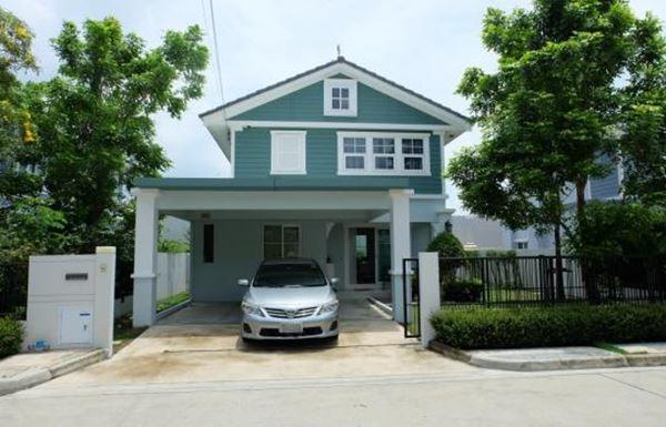 ภาพขาย บ้านเดี่ยว ชัยพฤกษ์ รามอินทรา-พระยาสุเรนทร์ ซ.พระยาสุเรนทร์30 รามอินทรา 109 บ้านใหม่ พร้อมอยู่