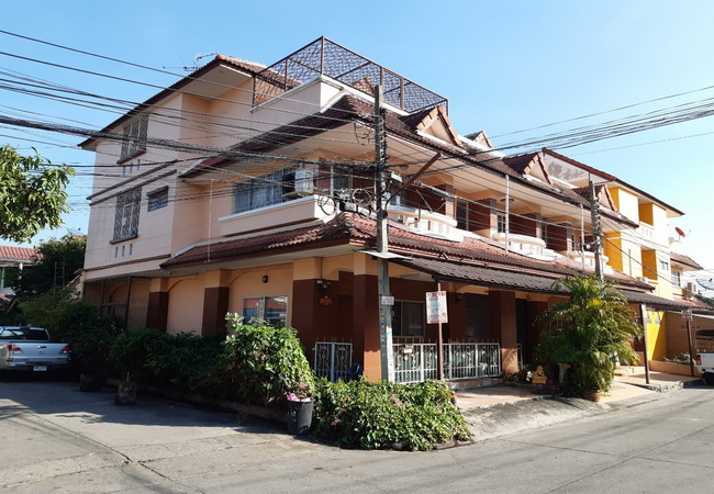 ขาย อาคารพาณิชย์ เมืองประชา ซอยหทัยราษฎร์ 37 ถนนหทัยราษฎร์ เขตคลองสามวา กรุงเทพมหานคร