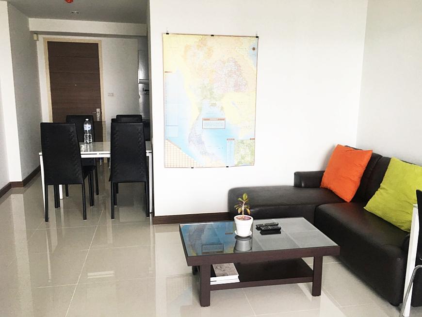 ภาพCondo Supalai Prima Riva ใกล้ BTS ช่องนนทรี 43 ตร.ม 1 ห้องนอน ชั้น34 วิวโค้งแม่น้ำ เฟอร์ครบ