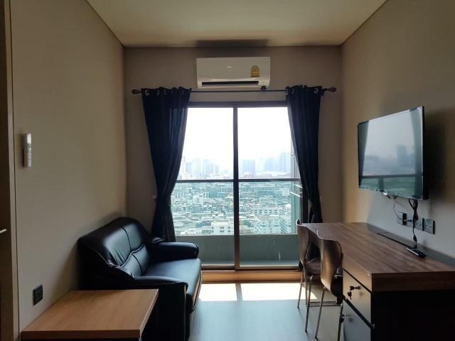 ภาพKP9-0087 ให้เช่าด่วนมาก คอนโด LPN Suite Dindaeng