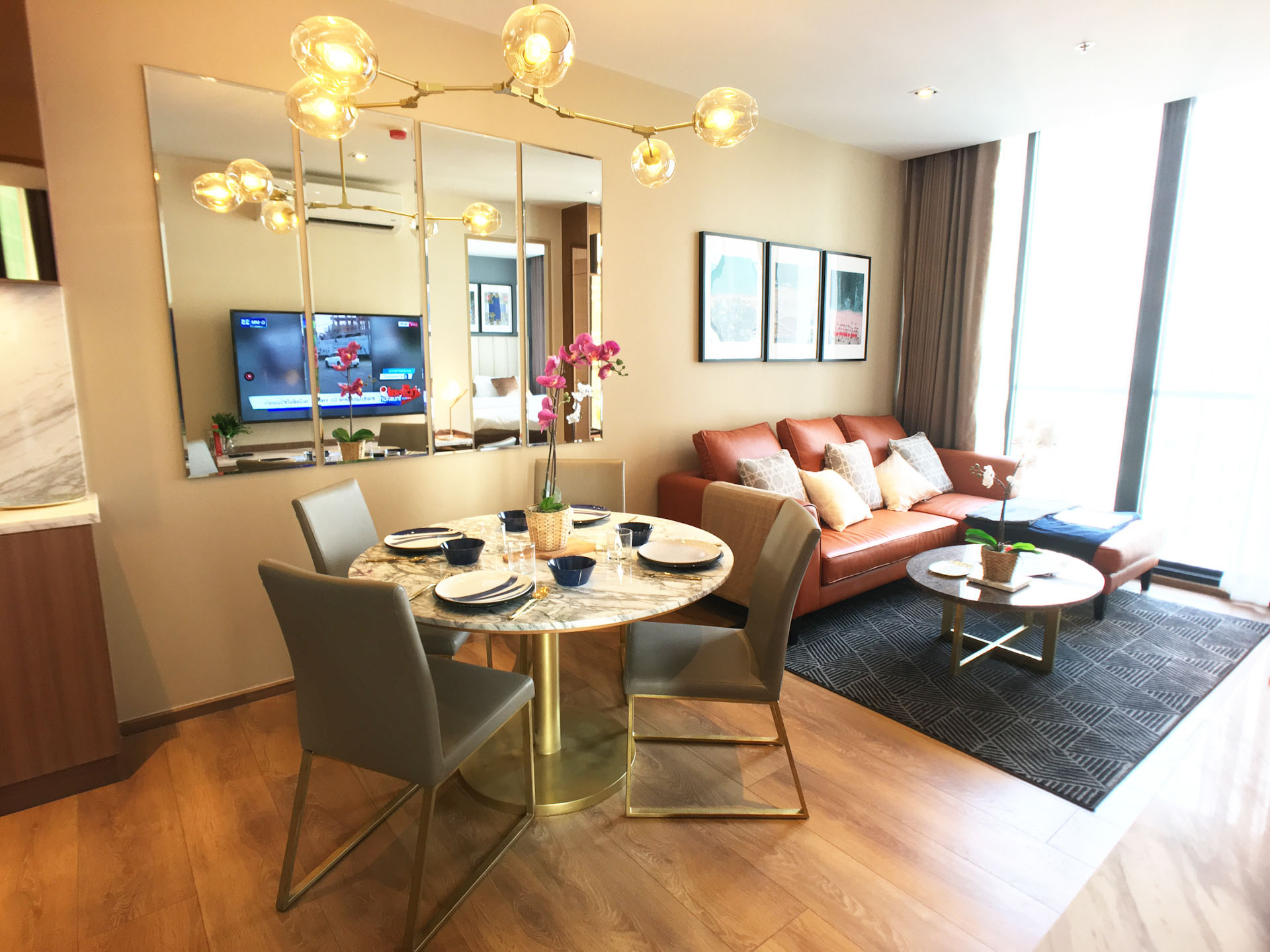 ภาพPark Sukhumvit 24 - Beautifully Furnished & Ready To Move In / BTS Phrom Phong
