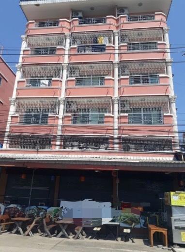 ขายอพาร์ทเม้นท์ 6 ชั้นเนื้อที่ 171 ตารางวา  จำนวน 28 ห้อง ถนนพระราม 2 ซอย 54 ทำเลดีหลังเซ็นทรัลพระราม2