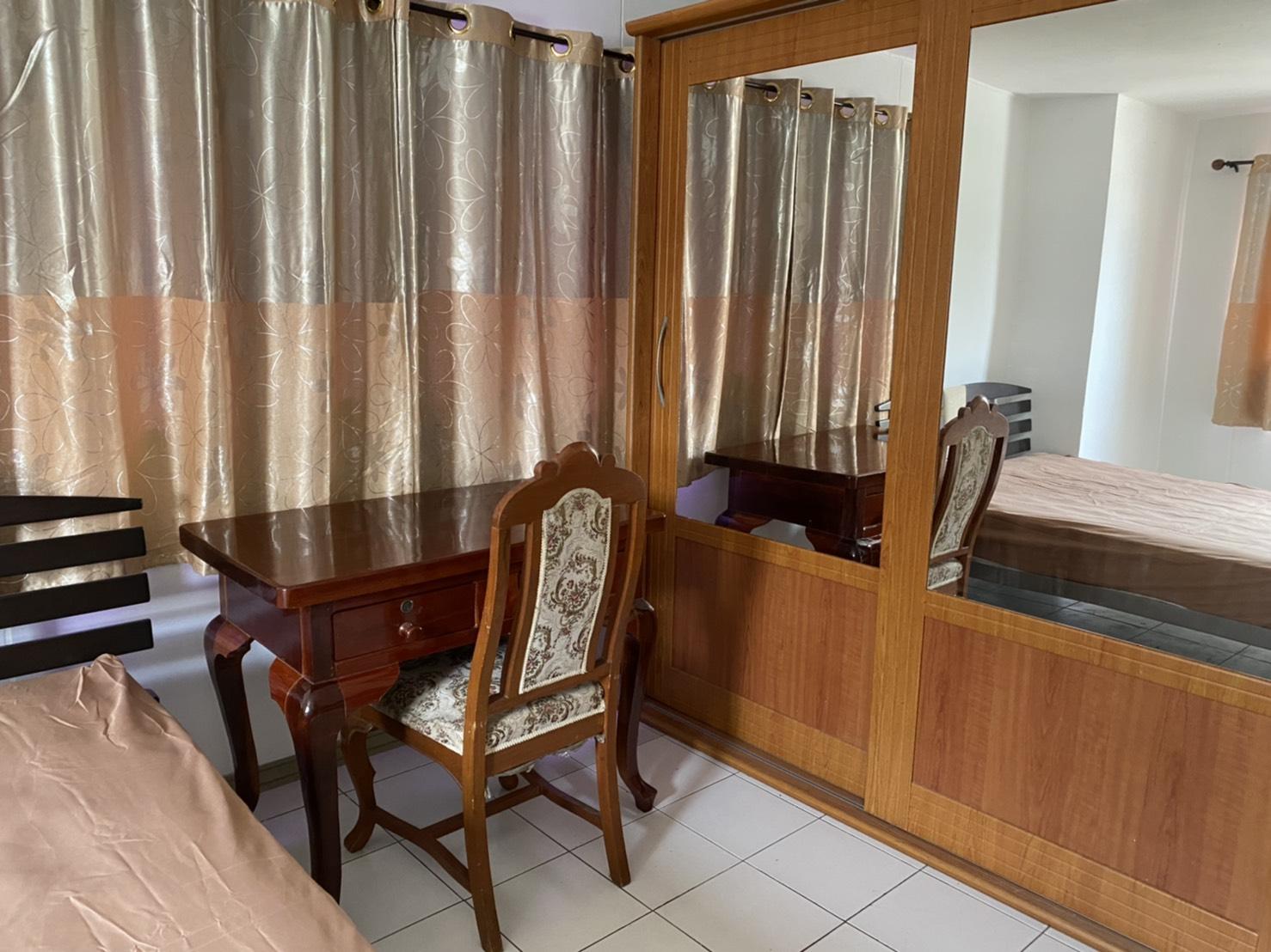ภาพให้เช่าคอนโดติด ร.พ.เวชธานี ลาดพร้าว ซอย 111 ติดถนนใหญ่ ไม่ต้องเดินเข้าซอย ขนาด 27 ตรม ห้องแต่งใหม่
