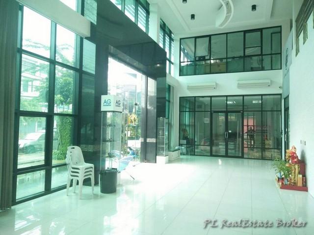 ให้เช่าอาคาร 4 ชั้น 1700 ตรม. คู้บอน รามอินทรา