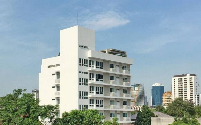ให้เช่า อพาร์ทเมนต์ 2ห้องนอน โครงการ PPR villa ซ. สุขุมวิท 71 เอกมัย 10 แยก 6 ราคาถูก