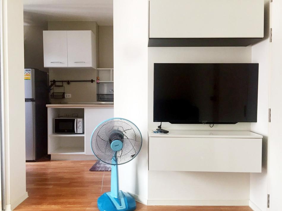 ภาพ***ให้เช่า ลุมพินี มิกซ์ เทพารักษ์ (ห้องนอน กระจกกั้น) (ห้องมุม!!!) Line : @Feelgoodhome (มี@หน้า)