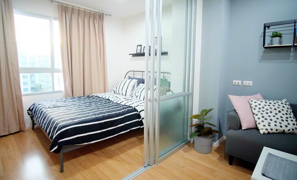 ภาพ***ให้เช่า ลุมพินี วิลล์ อ่อนนุช 46 (พิเศษ!!! ห้องแต่งสวย!!!) Line : @Feelgoodhome (มี@หน้า)