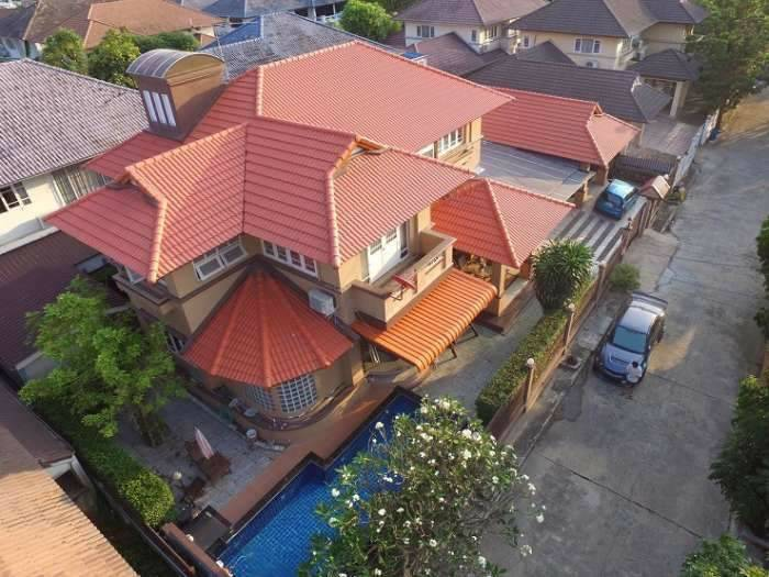 ภาพขายบ้าน 16.59 ล้านบาท บ้านเดี่ยวหรู 144 ตรว พร้อมสระว่ายน้ำ หมู่บ้าน Perfect Place (เพอร์เฟคเพลส) รามคำแหง 164 เฟส 1