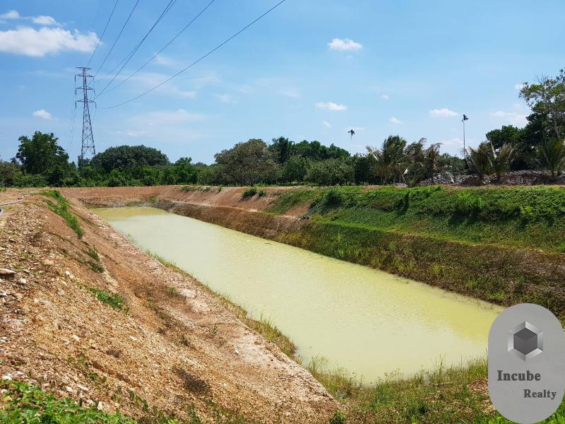 ภาพขายที่ดิน ทุ่งเบญจา จันทบุรี 40-0-0.0 ไร่