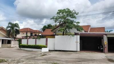 ภาพขาย บ้านเดี่ยวหลัง มุม  โครงการชื่นสุข 11 สำนักท้อน ระยอง