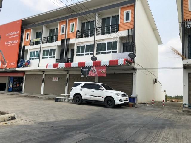A2 ขายอาคารพานิชย์ 2 คูหา ใกล้ตลาดเจริญทรัพย์