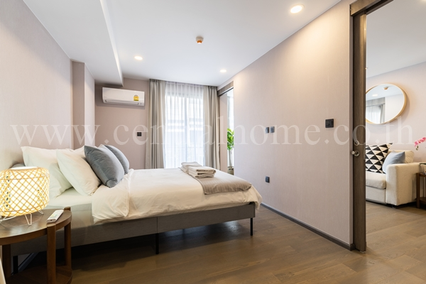 Klass Condo Siam Fully Furnished