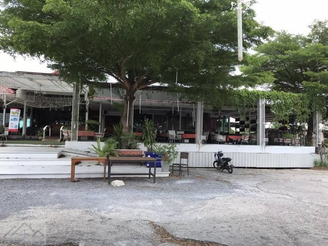 เซ้ง กิจการร้านอาหารติดถนนราชพฤกษ์ 600 ตรว