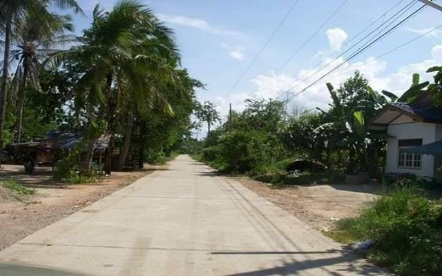 ที่ดินให้เช่า ใกล้ถนนสายหัวหิน-ห้วยมงคล(ทล.3218)