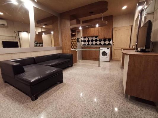 ภาพ(เช่า) FOR RENT SATHORN HOUSE CONDOMINIUM / 2 beds 1 bath / 55 Sqm.**20,000** HOT DEAL. Fully Furnished. 1 Step BTS SURASAK