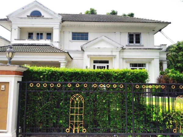 ให้เช่า 60,000/ต่อเดือน บ้านเดี่ยวใหญ่ 2 ชั้น หมู่บ้านเพอร์เฟคเพลส Perfect Place รามคำเเหง 164 เฟอร์นิเจอร์พร้อม