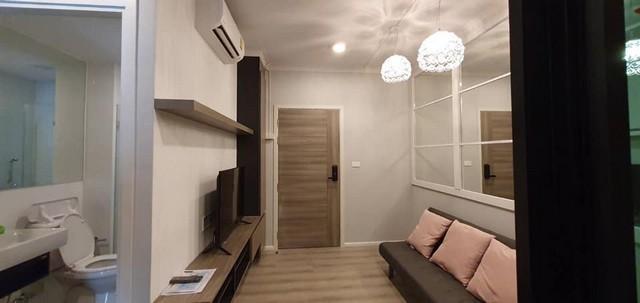 ภาพให้เช่า Notting Hill Sukhumvit 105 BTS แบริ่ง 500 เมตร ชั้น 4 อาคาร B วิวสวน เพียง 9,000 บาท