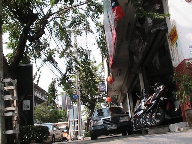 ภาพขายอาคารพาณิชย์ 5 ชั้น ถนนสาธุประดิษฐ์