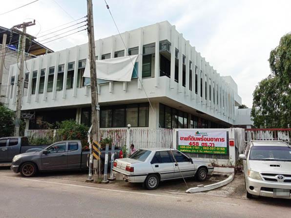 ภาพขายอาคารพาณิชย์ ซอยโปษยานนท์ บางปลาสร้อย เมืองชลบุรี