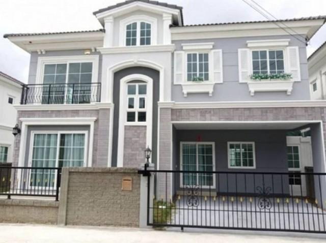ภาพขายบ้านแฝด 2 ชั้น โกลเด้น นีโอ สาทร ถนนกัลปพฤกษ์