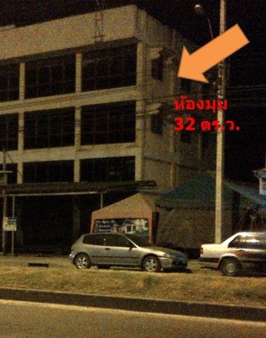 รหัสทรัพย์  9053 อาคารพาณิชย์  ติดถนนพระยาสุเรนทร์