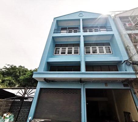 ขาย ตึกแถว 2 คูหา (ตีทะลุแล้ว) พระราม 2 ราคา 4 ลบ.