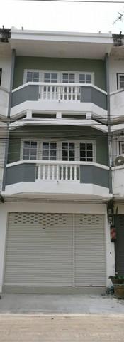 ขายด่วนอาคารพาณิชย์ เลียบวารี หนองจอก มีนบุรี