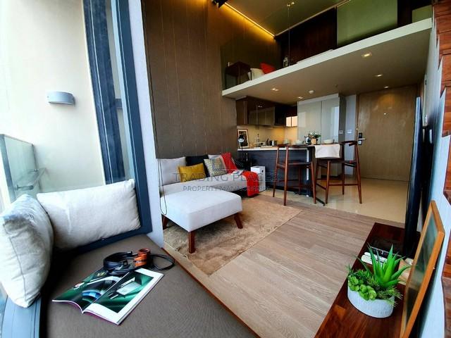 ภาพขายThe Esse อโศก Duplex ชั้น50 57ตร.ม. 2ห้องนอน