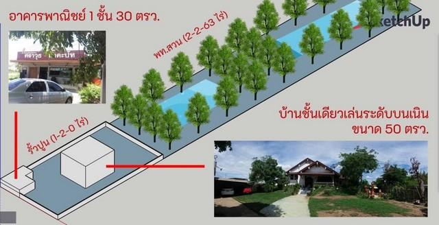 ภาพขายด่วน บ้านพร้อมที่ดิน จ.สุพรรณบุรี