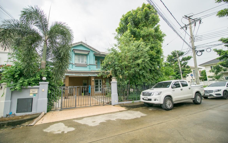 ขายบ้านเดี่ยว ชัยพฤกษ์ นนทบุรี 69.7 ตรว.