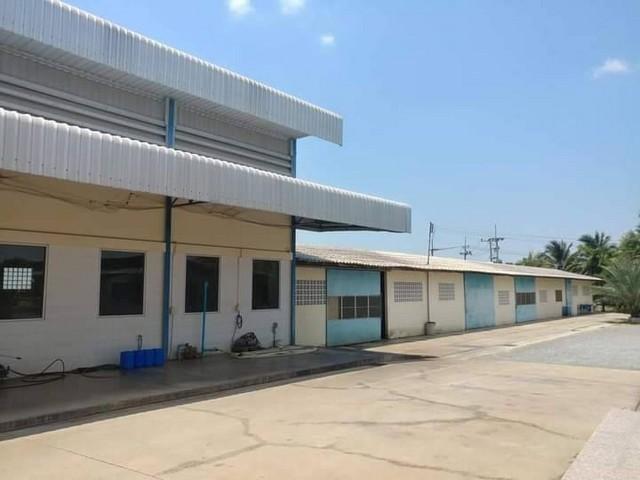 ขายโรงงานพร้อมบ้าน พท 3 ไร่ สองพี่น้อง สุพรรณบุรี