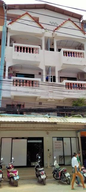 ขายอพาร์ทเม้นท์ 21 ห้อง ชลบุรี 52 ตร.ว