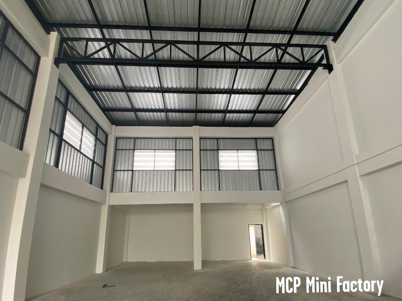 โรงงานสร้างใหม่พร้อมเข้าประกอบ บนพื้นที่สีม่วง ประเภทิอุตสาและคลังสินค้า