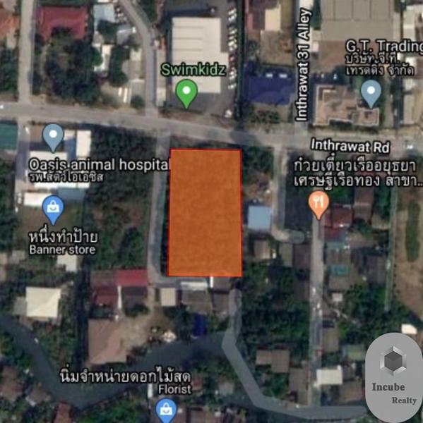 ภาพขายที่ดิน บางระมาด กรุงเทพ 1-3-18.0 ไร่