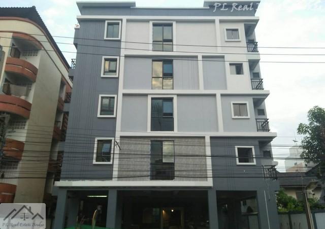 ขาย Apartment ใหม่ 5ชั้น 49ห้อง 129ตรว ลาดพร้าว136